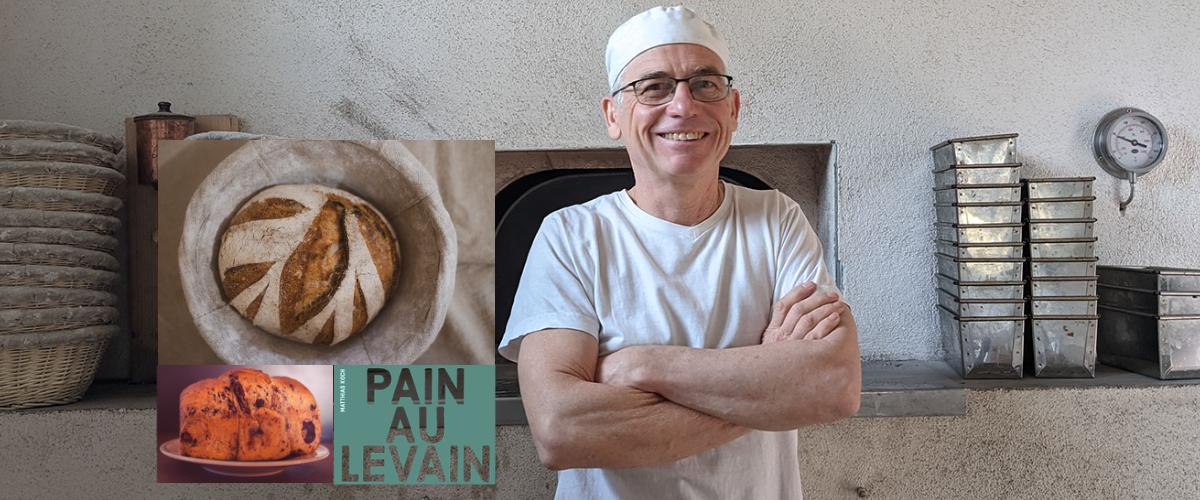 Stage Pain au Levain